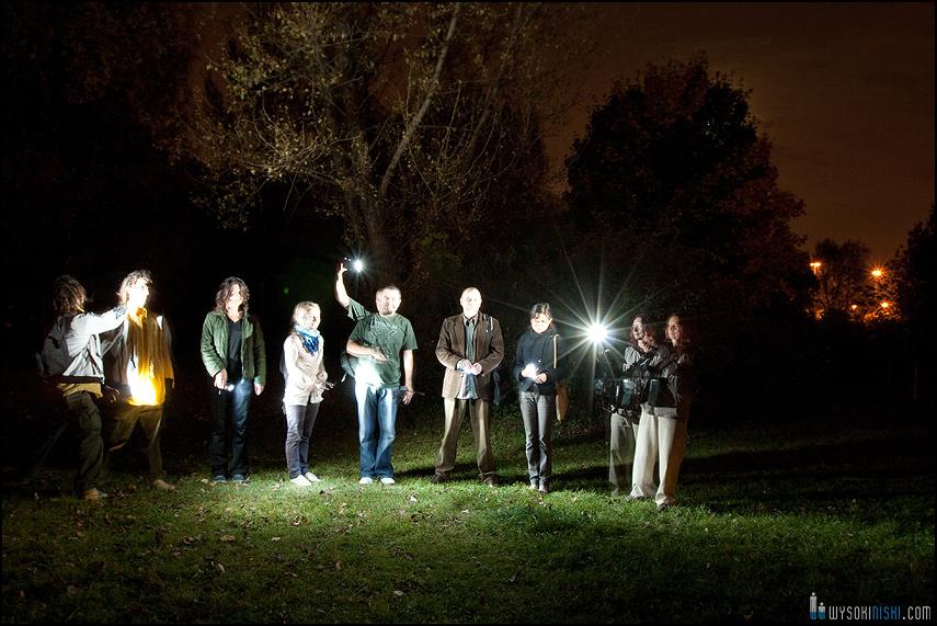 Zdjęcie grupowe uczestników warsztatów fot: Ja ;)