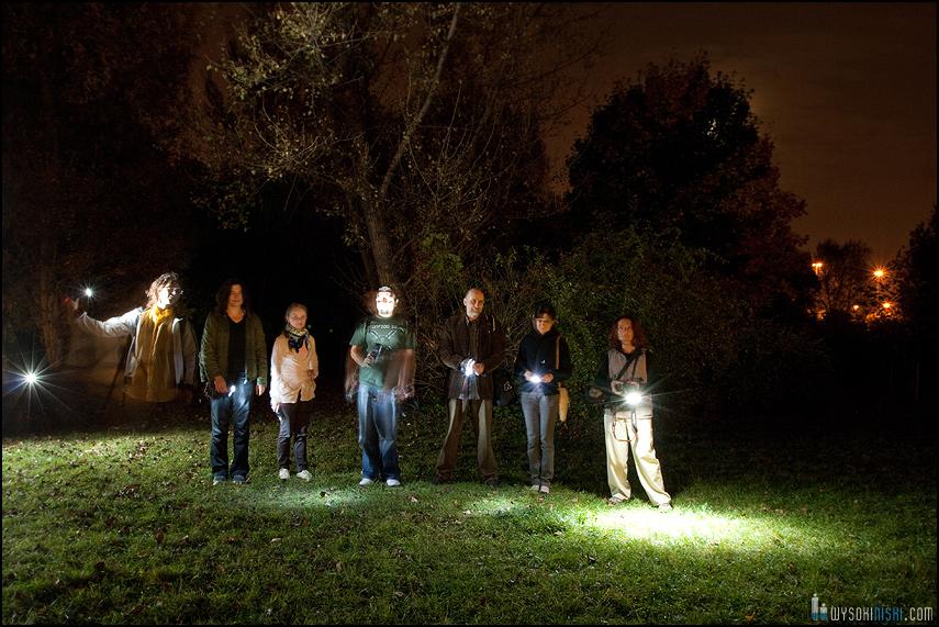 Zdjęcie grupowe uczestników warsztatów - fot: ja :)