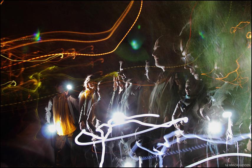 Zdjęcie grupowe uczestników warsztatów - fot: Wanda Hansen