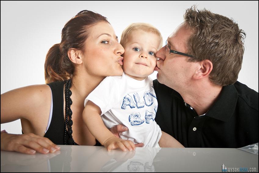 Oliwier, Marta i Paweł - fotografia rodzinna w studio (11)