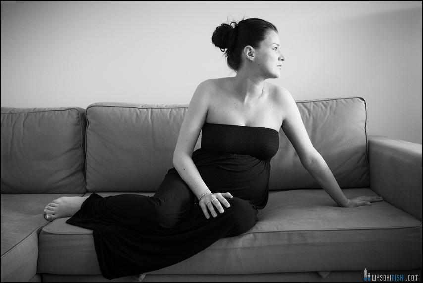 sesja ciążowa- fotografowanie w domu (1)