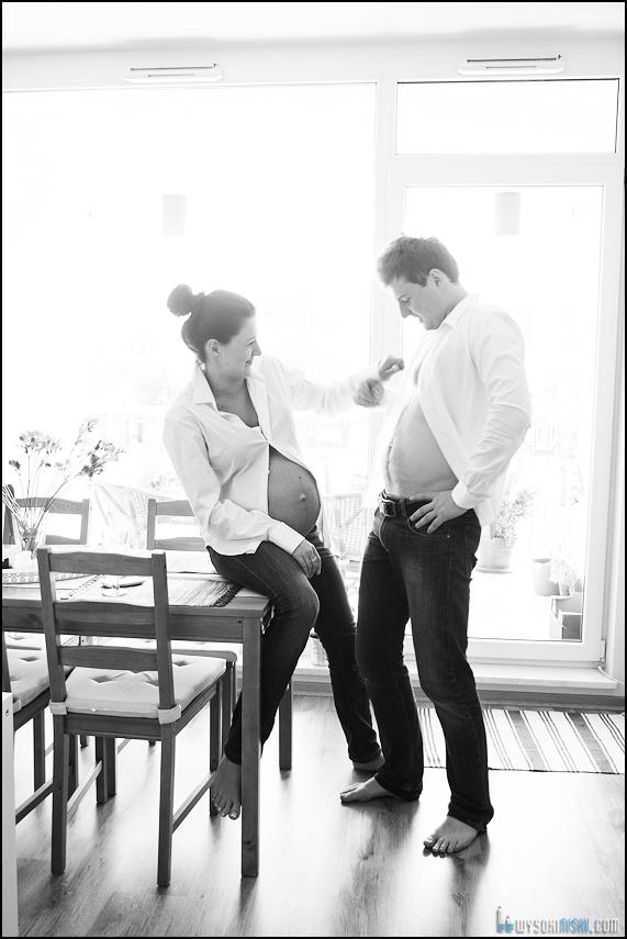 sesja ciążowa- fotografowanie w domu (10)
