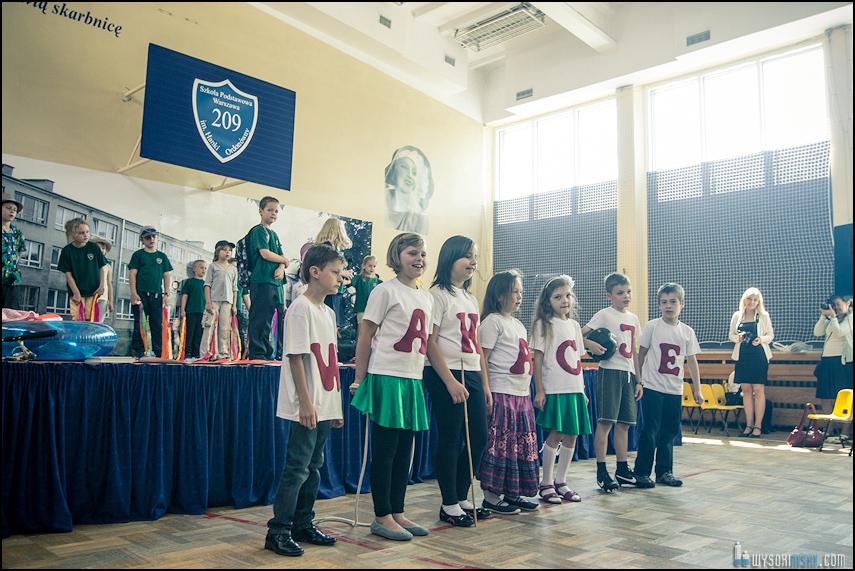 koniec roku w szkole podstawowej 209 imienia Hanki Ordonówny (2)