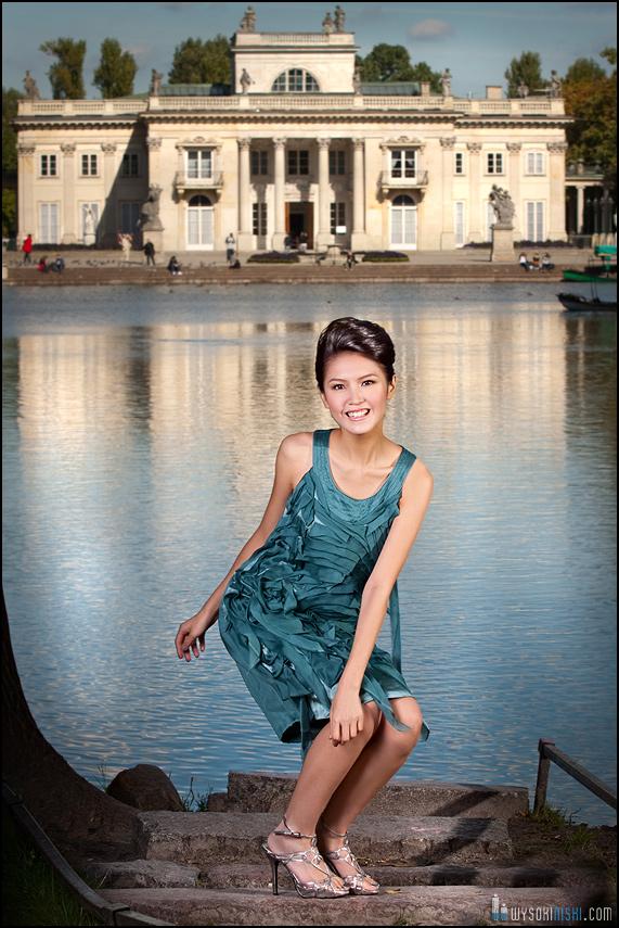 Zdjęcia dziewczyn: Toby Chan miss Hong Kong