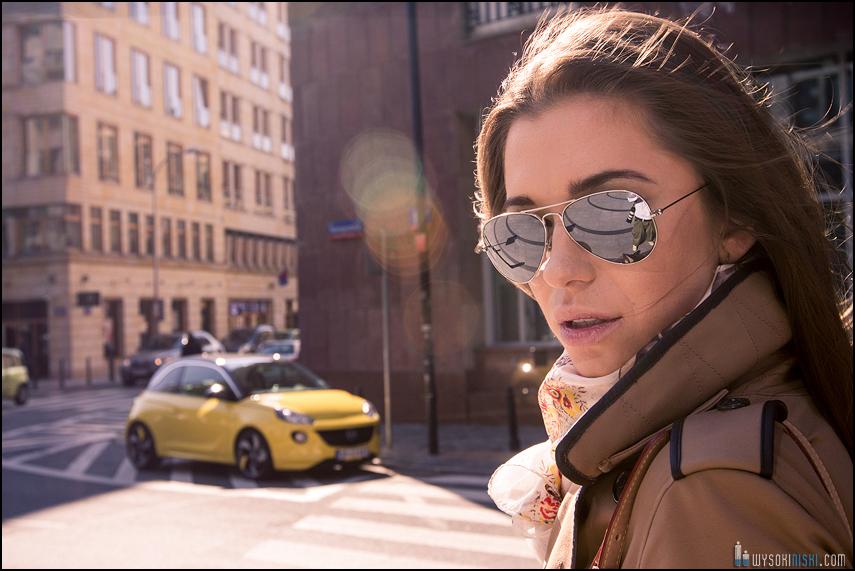 Zdjęcia dziewczyn: Opel Adam dla VU Mag