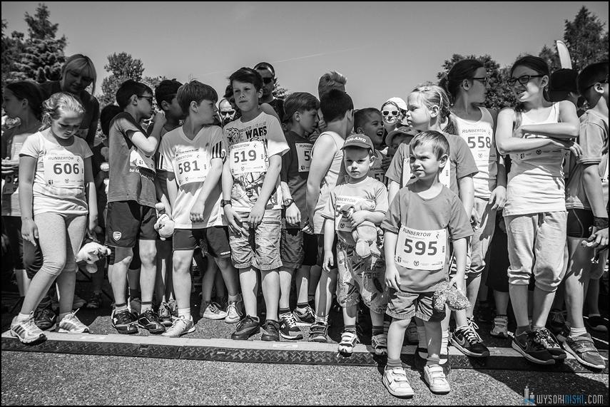 bieg dla dzieci