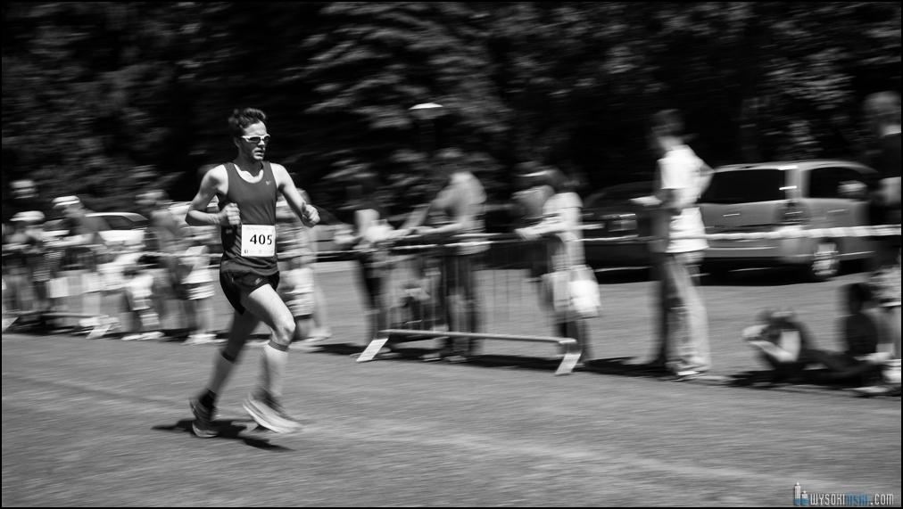 szybki biegacz zdjęcie