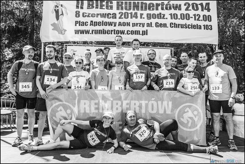 Rembertów team biegacze