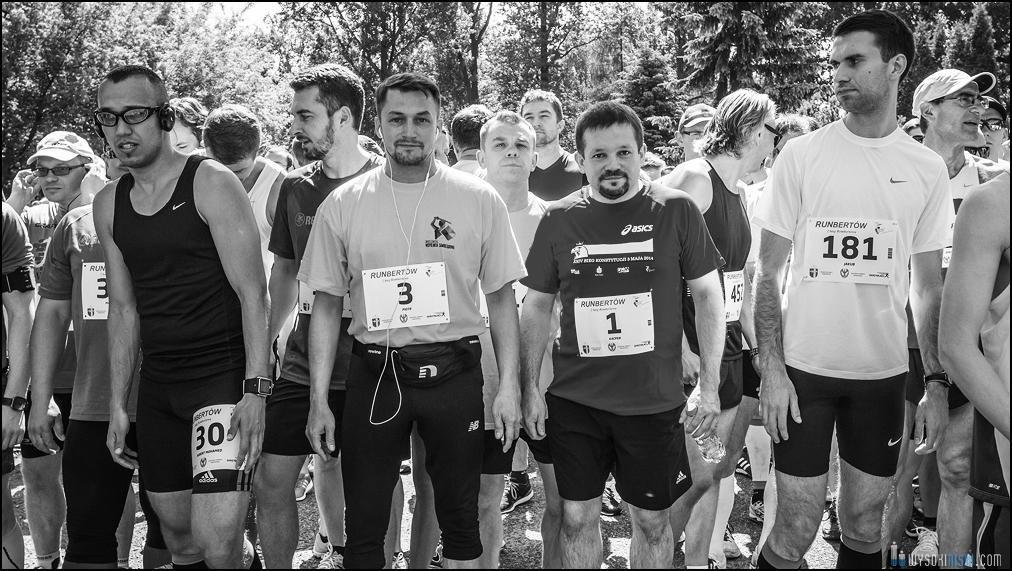 piotr guział kacper pietrusiński burmistrz ursynowa rembertowa bieganie