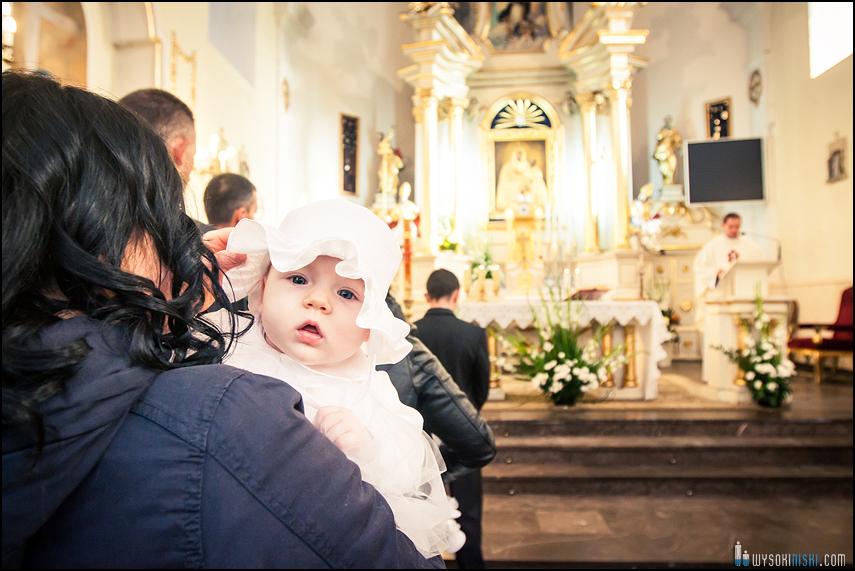 portret dziecka zdjęcia z chrztu