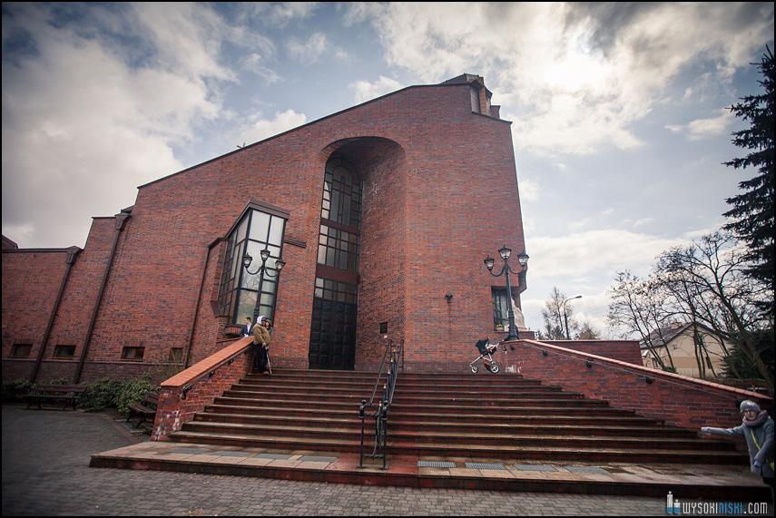 kościół w grodzisku mazowieckim ulica piaskowa
