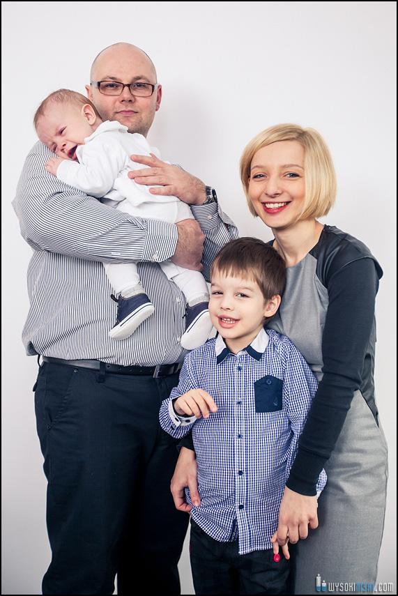 zdjęcia rodzinne po chrzcie
