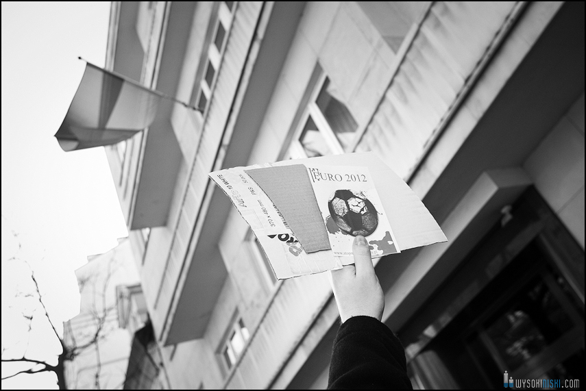 pikieta protest- przeciw zabijaniu psów na Ukrainie w ramach przygotowań do Euro 2012 (11)