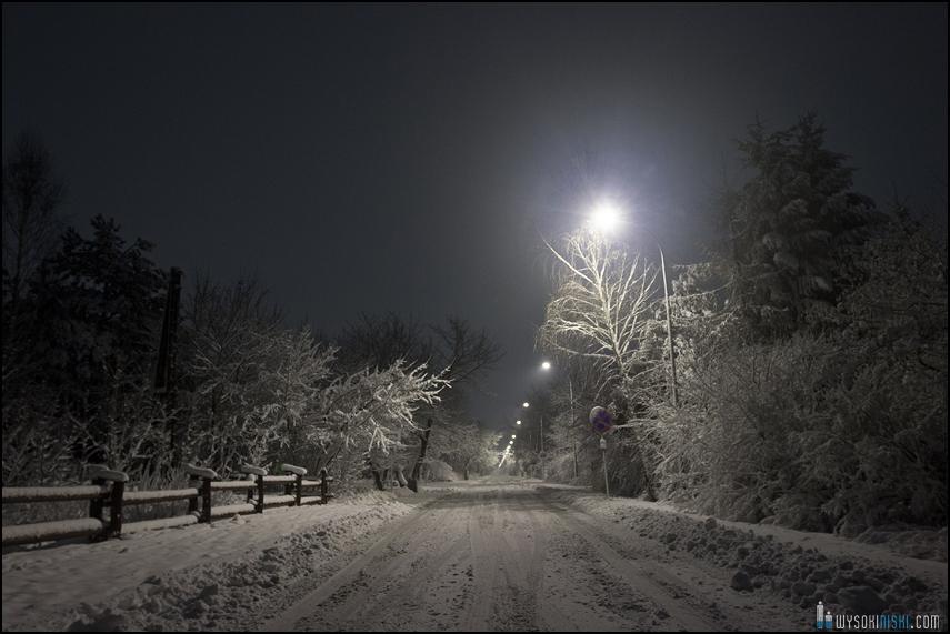 Śnieg na wiosnę, Wielkanoc 2013, Warszawa, Chomiczowka Wawrzyszew las (21)
