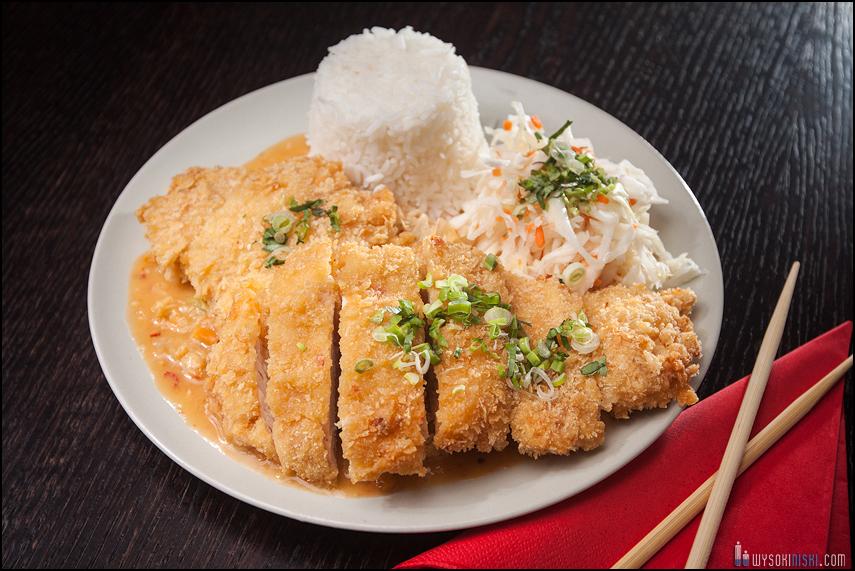Fotografia zywnosci warszawa- filet kurczakowy