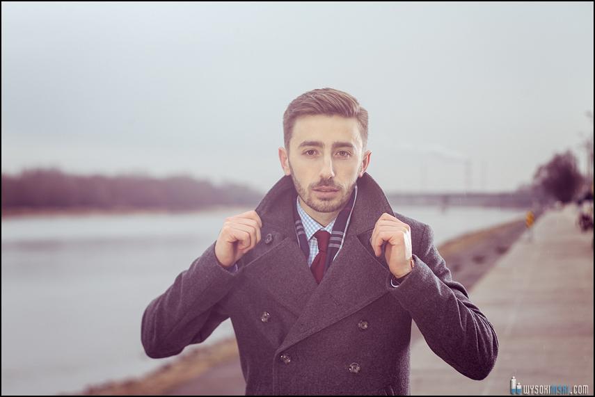 bloger moda męska