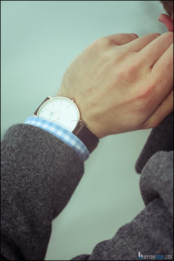 bloger zegarek
