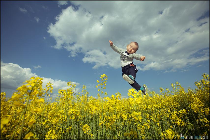 fotograf dla dzieci rawa mazowiecka rzepak superman